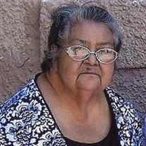 "Manuela ""Nellie"" Contreras Padilla"