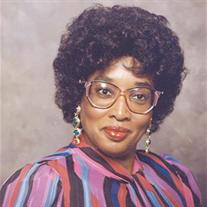 Mrs. Odell Jones