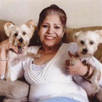 "Evelyn  Bernadette ""Nana"" Cortes"