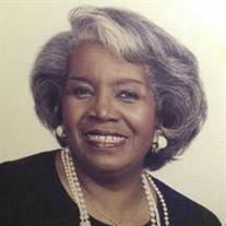 Mrs Ruth Pinson-Heard Butler