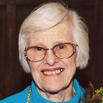 Mary Jane Rutledge