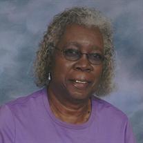 Wilma Sue Garrett