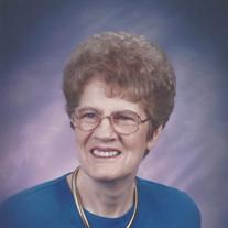 Mildred Irene Balderston