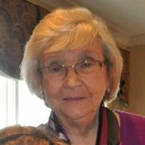 Frances Mae Fraley