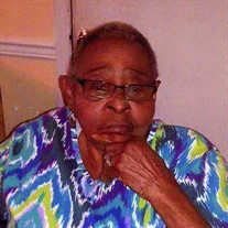 Mrs. Bernice Jackson