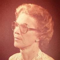 Alia Elmira Trunk