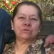"""Mrs. Teodora """" Dora"""" Rojo Corrales"""