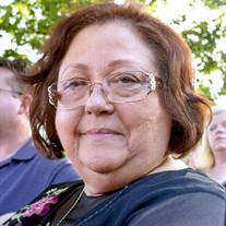 """Judith """"Judy"""" Lee Pflum"""