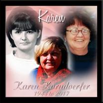 Karen Anne Korndoerfer