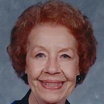 Martha Hartley Platt