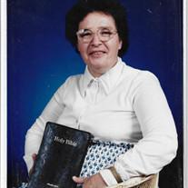 Martha  Blair Carter