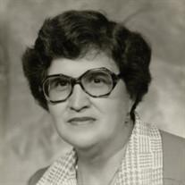 Antonia Flores