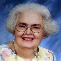 Gloria J. Brewer