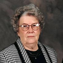 Margaret Blackstock