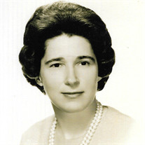 Mrs. Jeanne A. May