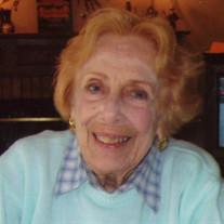 Dorothy A. Berge