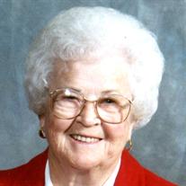 Fairrie Elizabeth Watson