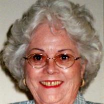 """Mrs Catherine """"Kay"""" S. Harz"""