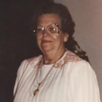 """Mrs.  Kathryn """"Bobbie"""" Yvonne Booth"""