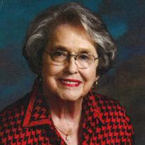 Margaret  Lee Ponder Thompson