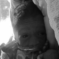Baby Boy Bryson Jordan Rose