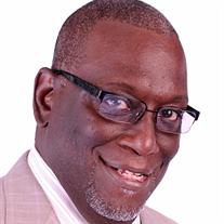 Pastor Mark  Allen  Hall