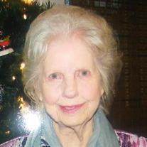 Mrs. Ruby St. John Prickett