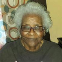 Mrs. Nancy Jane Bailey Hughes