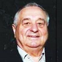 """Casimir John 'Cash"""" Burzynski"""