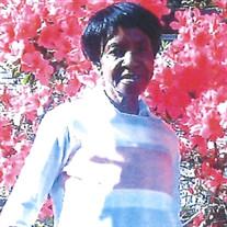 Mrs. Margaret Ann Jerome