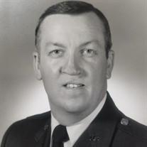 Capt. Wayne  A.  Hand, USAF (Ret.)