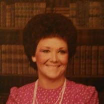 Mrs. Glenda Jean Fletcher
