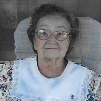 Gladys Nell Shreffler