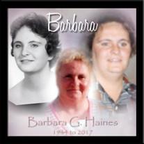 Barbara G. Haines