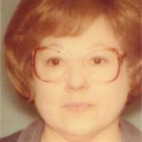 Mrs. Elsie Kay Mowdy Landrith