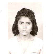 Mrs. Maria Isabel Alvarado