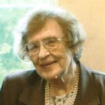 Anne M. Wentworth