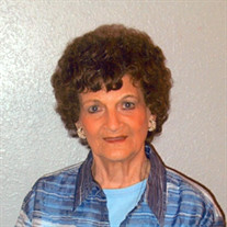 "Mary ""Mae"" Lentz Brooks"