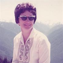 Betty Jane (nee Jones) Talbert