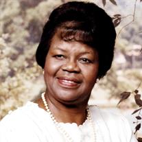 Mrs. Mattie Lee Lewis