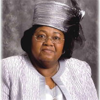 Bishop Betty Mae Rice