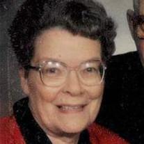 Louise Lola Rowe