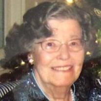 Madeleine W. Poston