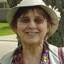 Arlene F. McClaran