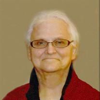 Peggy Ann Monk