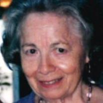 Mrs. Mary Arrambide Haydon