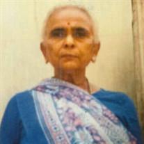 Ambaben Chhotubbai Patel