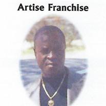 Mr. Artise Franchise