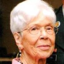 Lorean Alma Bruster