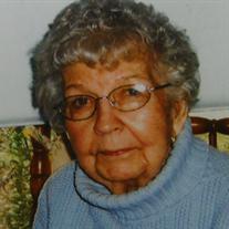 Margaret  D Anderson